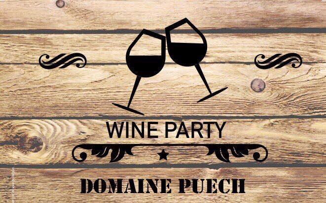 Wine Party 5e, le Domaine Puech persiste et signe !