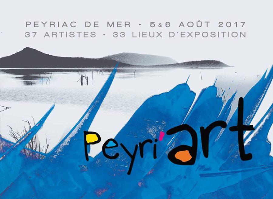 Festival Peyri'Art 2017 de Peyriac de mer les 5 et 6 aout 2017