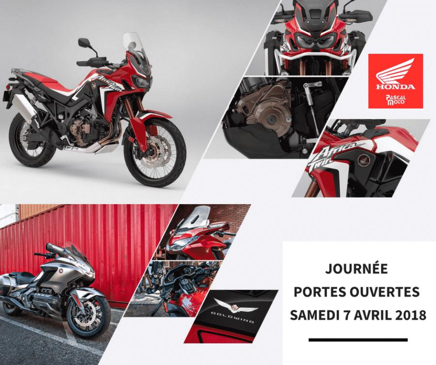 D'Oc en Bouche chez Pascal Moto pour une journée Portes Ouvertes le samedi 7 avril