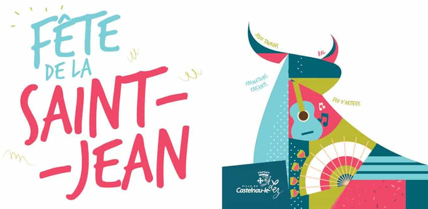 Fête de la Saint-Jean à Castelnau-le-Lez ce vendredi 22 juin