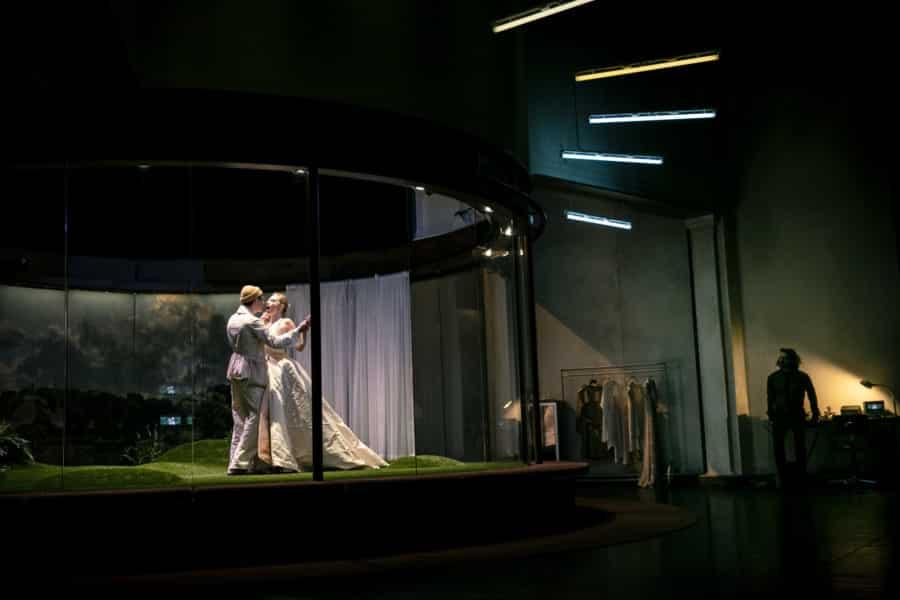 La Double Inconstance au théâtre Molière de Sète