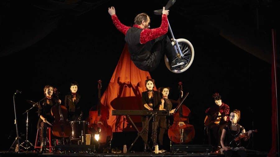 Terabak de Kiev au théâtre Molière de Sète