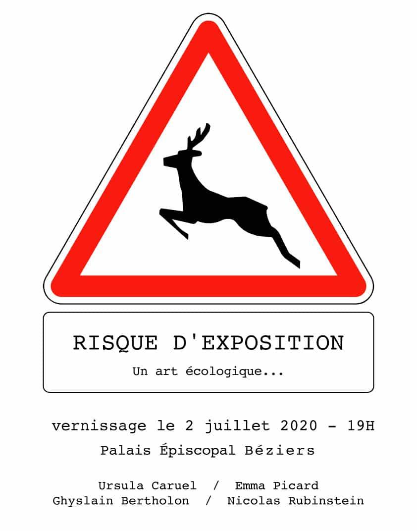 Risque d'exposition à la Galerie Dupré & Dupré à Béziers
