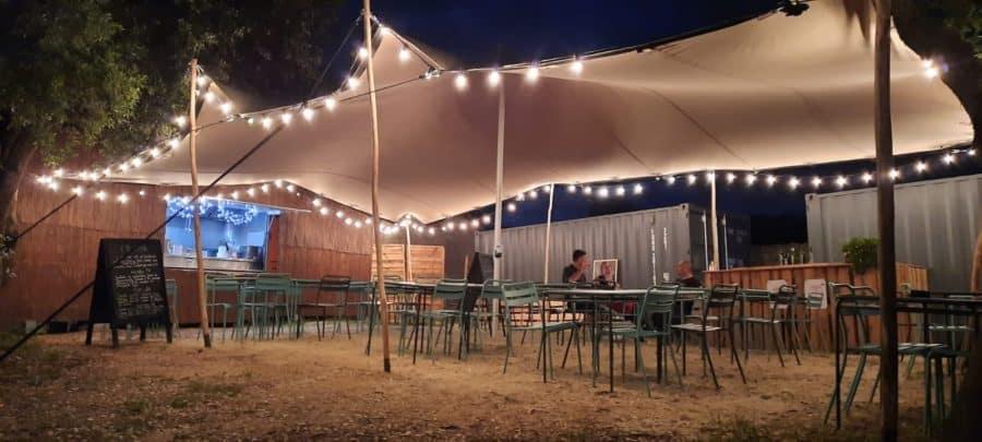 L'R Libre, le nouveau restaurant éphémère de Ziinco et D'Oc en Bouche